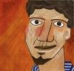 Picasso-tized Self Portrait