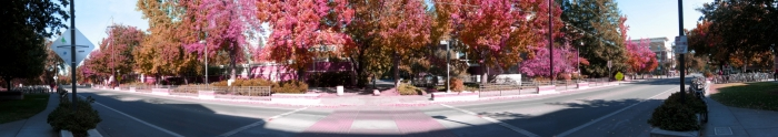 Chico State University - Panoramic