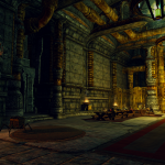 Skyrim Player Home Mods – Fortress in Blackreach