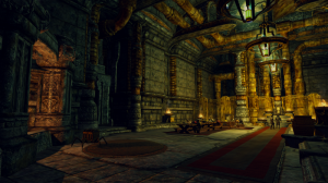 Skyrim Player Home Mods - Fortress in Blackreach