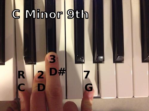 C Minor 9th