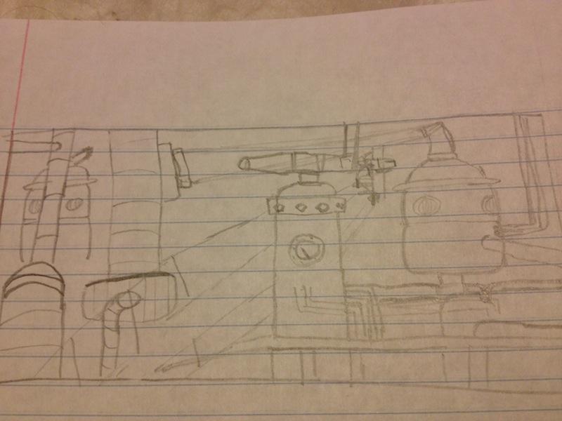 Boiler Room Concept