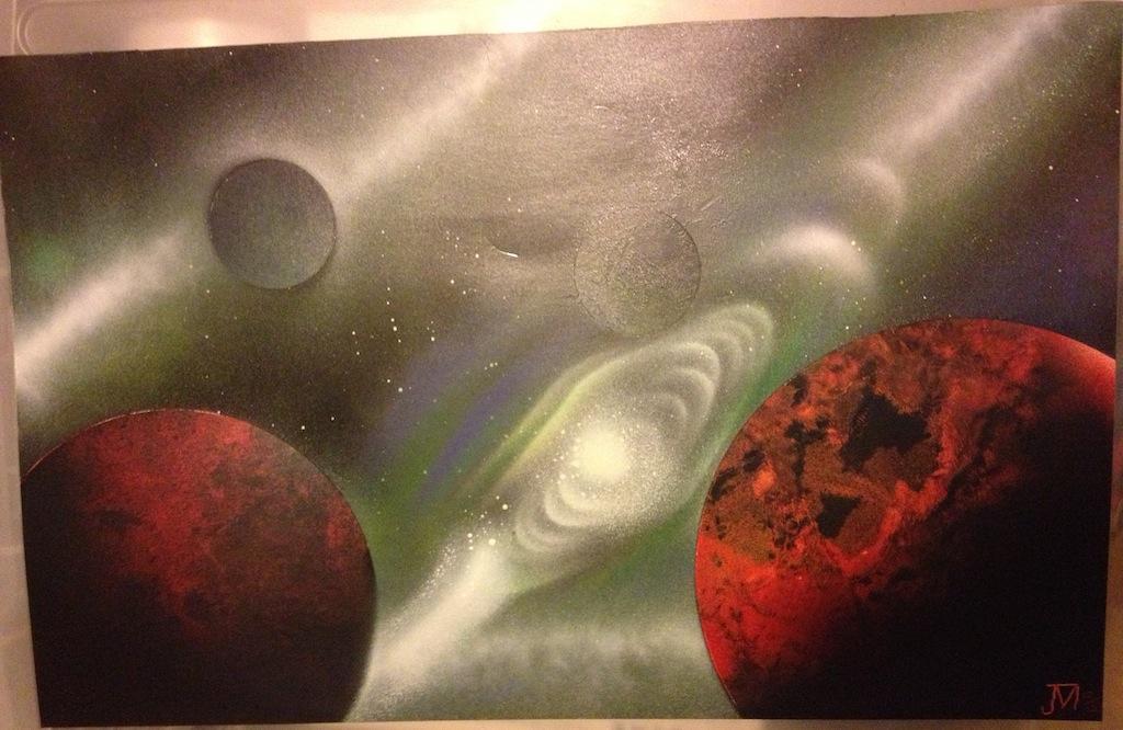 Galaxy Planets
