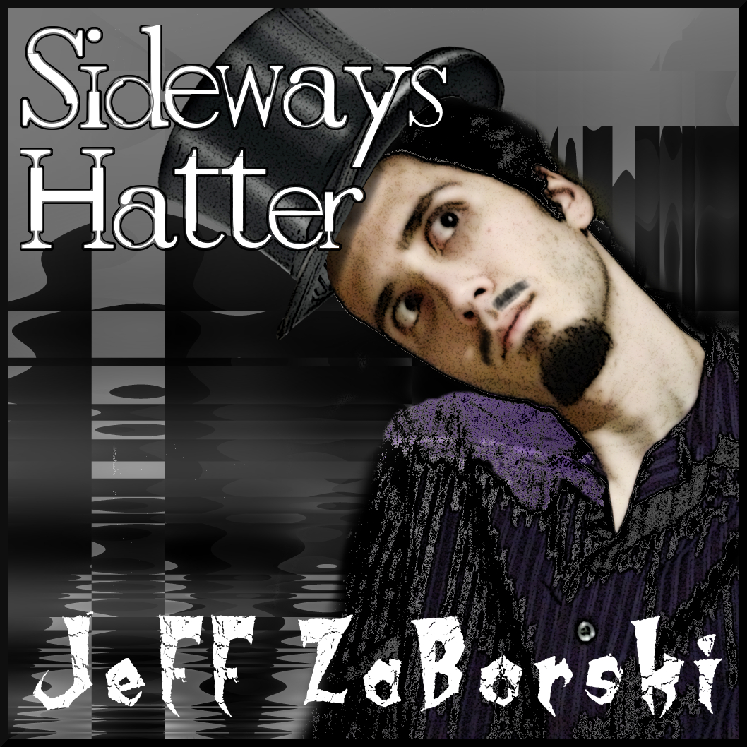 Sideways Hatter Album Artwork