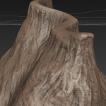 Mountain Walkway – Progress-2-21