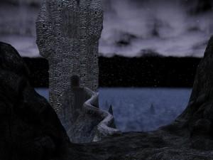 Mountain Castle - Progress 4-4