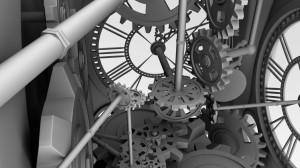 Clock Tower AO High-Angle