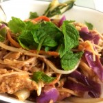 Thai Stir Fry with Peanut Sauce