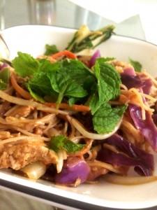 Thai Stir Fry with Peanut Sauce