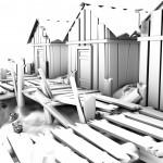 Old Dock Modeling Progress by Marc Zirin