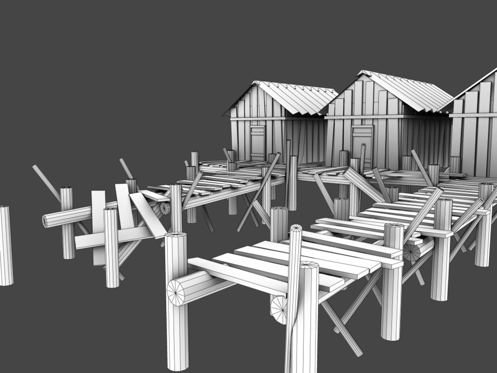 Haunted-Docks-Modeled-By-Marc-Zirin